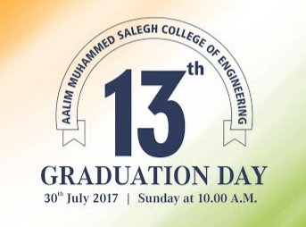 13th Graduation Day