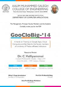 Workshop on Robotics & Google Apps