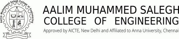 Aalim Muhammed Salegh College of Engineering - Aalim Muhammed Salegh College of Engineering