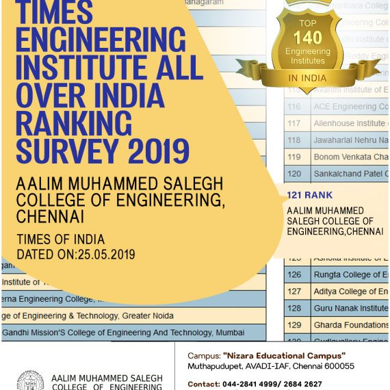 Top 140 Engineering Colleges
