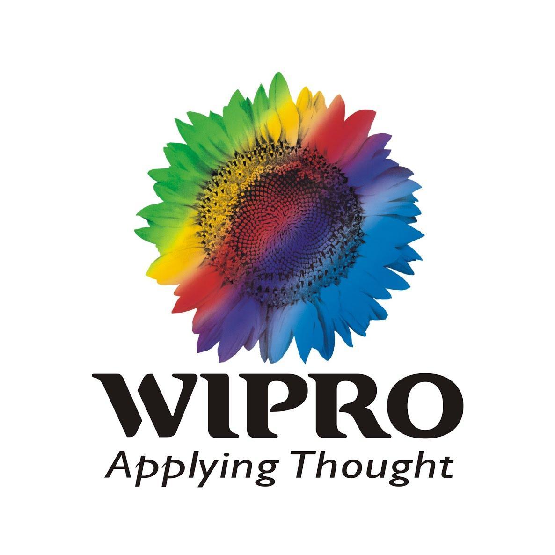 Image result for WIPRO LOGO