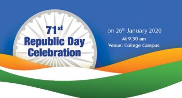 71st Republic Day Celebration