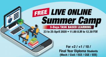 Free Online Summer Camp