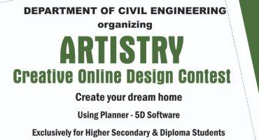 Artistry Creative Online Design Contest