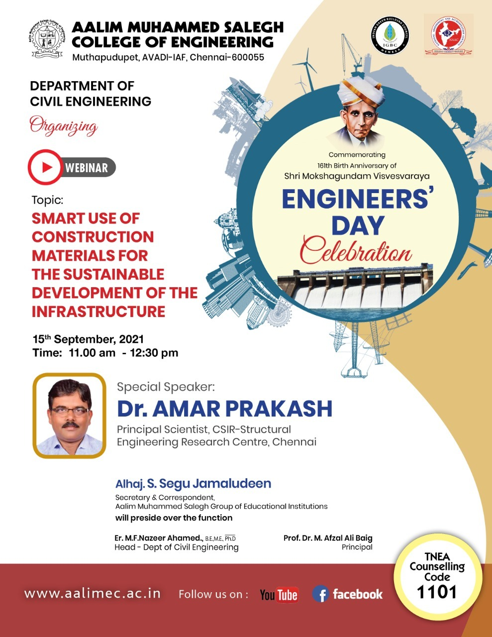 Engineers' Day 2021